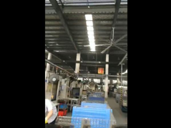 扇机组合实例视频