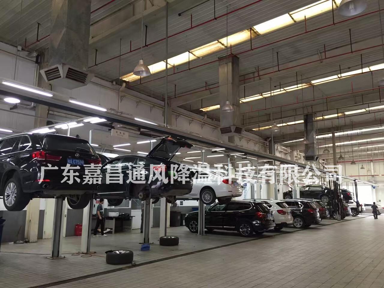 汽车制造车间工业大ballbet网站案例