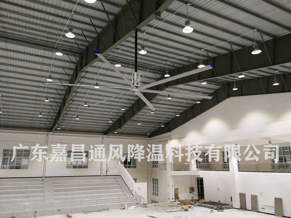 黄江大吊扇,学校大礼堂大吊扇,bb平台app系统工程