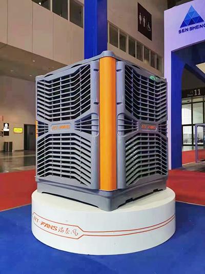 工业大ballbet网站,环保空调,扇机组合方案解决五金车间闷热问题